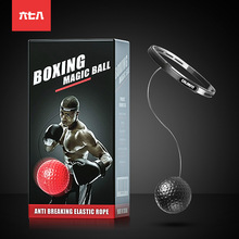 Boxing-Speed-Ball Vent-Trainer Reaction Fitness Magic Sanda Adult Decompression Head-Mounted