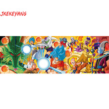 "Large size 5d DIY Diamond Painting ""Dragon Ball"" Full Square/round Drill Cross Stitch Diamond Embroidery Y3499(China)"