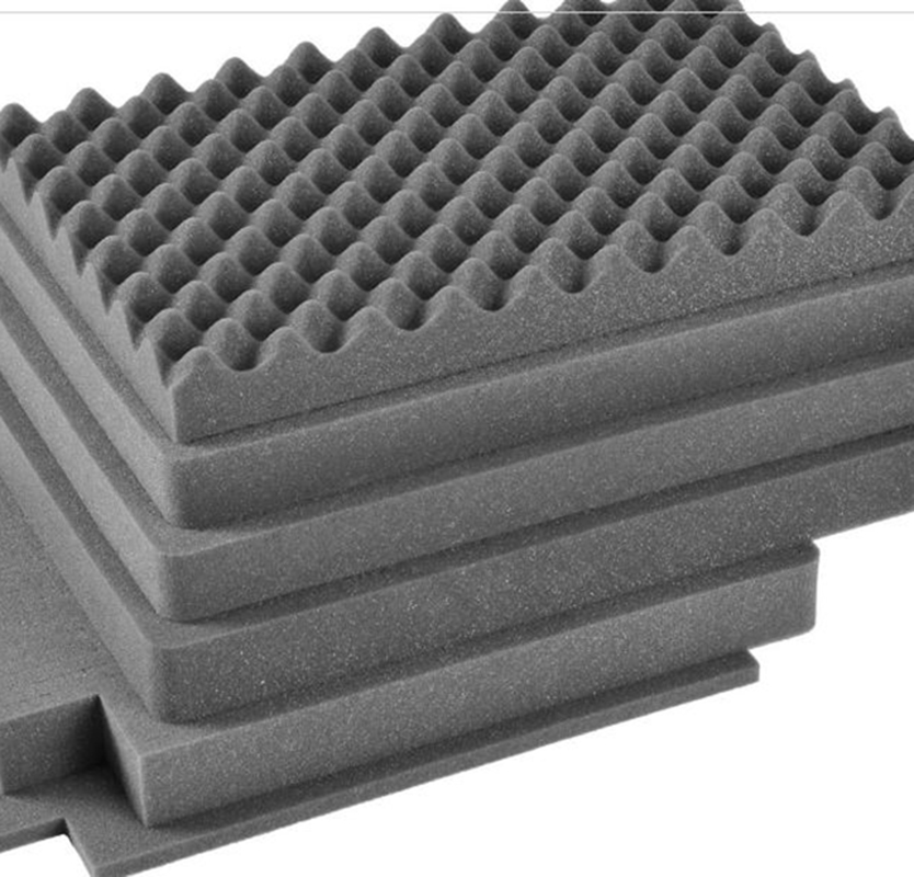 Full Size 508*356*254mm Easy Cutting Pick Pluck Foam For 2620 Tool Case Tool Box