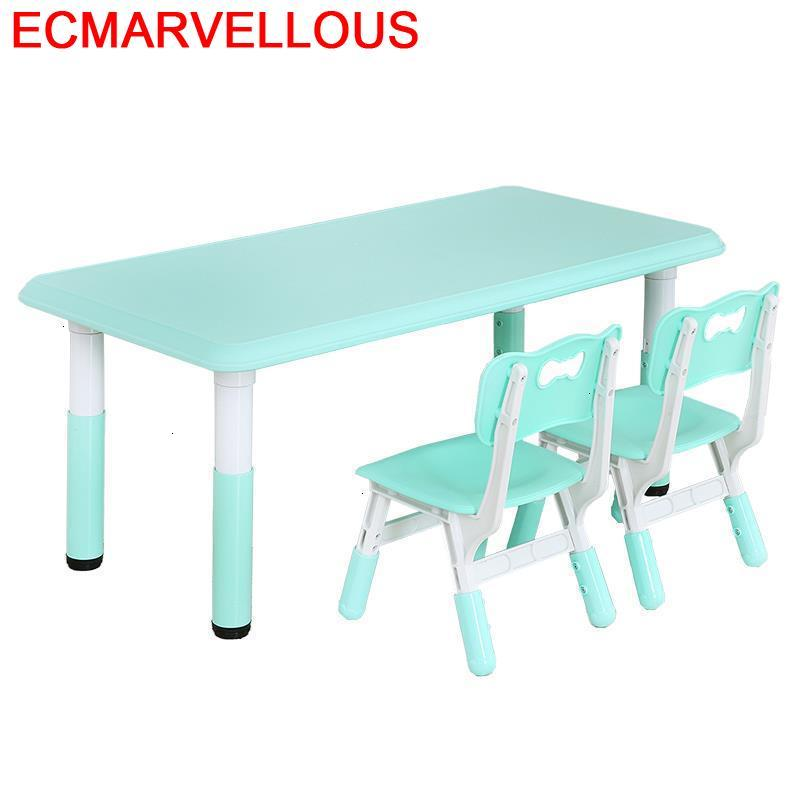 Chaise Tavolo Per And Chair Tavolino Bambini Escritorio Kindergarten Mesa Infantil Study For Kids Kinder Enfant Children Table