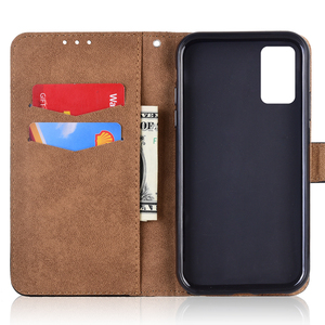 Image 4 - Pu Leather Case Voor Oppo Vinden X3 X2 Lite A94 A93 A54 A55 A53 A74 A73 A11K A5 A9 2020 f19 F17 Pro Funda Kaarten Wallet Cover