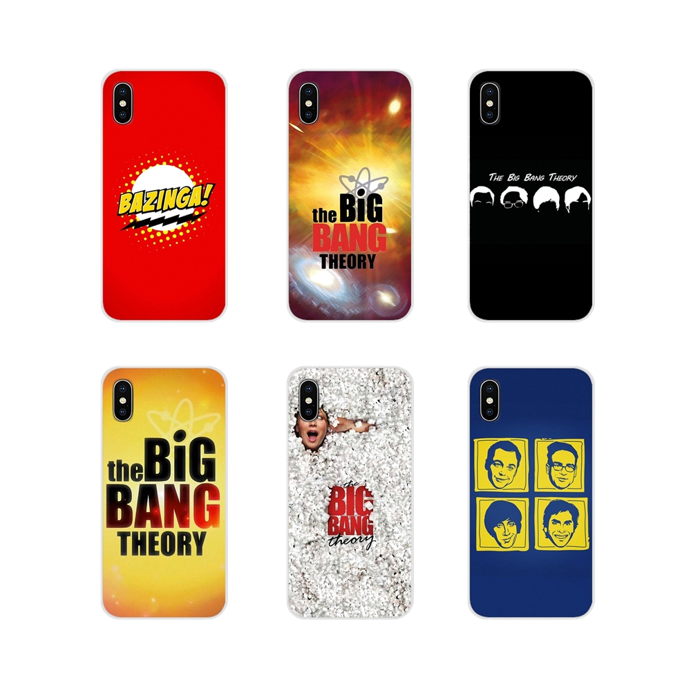 Transparent Tpu Cover For Samsung Galaxy J1 J2 J3 J4 J5 J6 J7 J8 Plus 2018 Prime 2015 2016 2017 The Big Bang Theory Bazinga Logo In Half Wrapped Cases From Cellphones Telecommunications