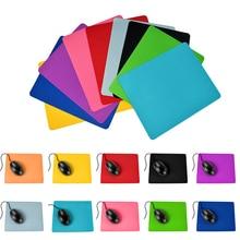 Protection Mousepad Professional Slim Anti-Slip Wrist Mice Mouse 21.5*17.5cm Gaming Universal Latest