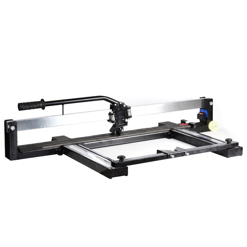 Laser Infrared Tile Cutting Machine 800mm Floor Manual High-precision Brick Cutting Machine Tiles  Hand Push Cutter