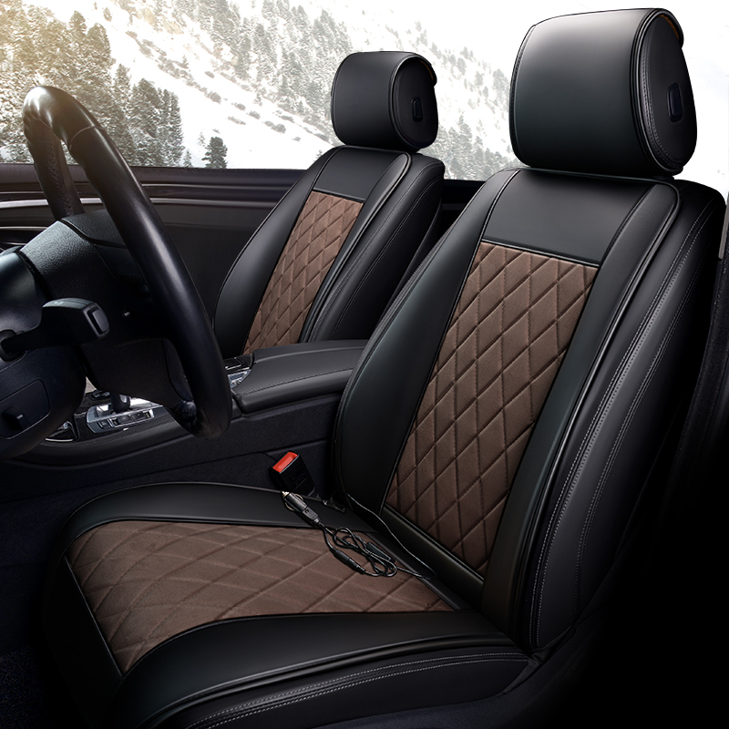 Car Heating Cushion for <font><b>Citroen</b></font> <font><b>Berlingo</b></font> C2 C3 Aircross Picasso C4 Cactus <font><b>2012</b></font> Grand Spacetourer Picasso C5 Xsara Picasso image