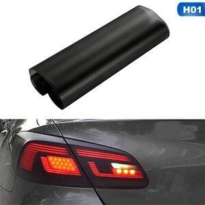30*100 см автомобильный матовый черный головной светильник задняя фара туман светильник противотуманный светильник защитная пленка головная...