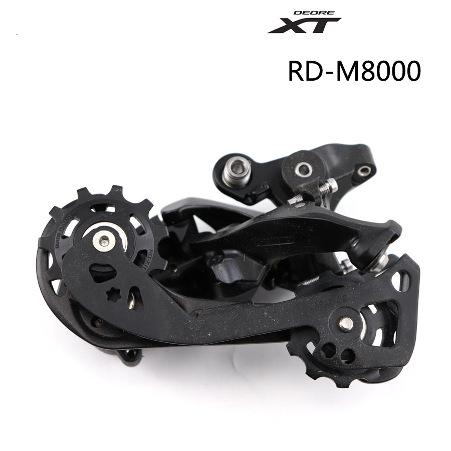 Long Cage New Shimano XT RD-M8000 11-Speed Rear Derailleur GS SGS Medium