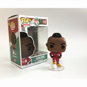 Image 4 - FUNKO POP Premier League World Cup Football Star Roberto Manisa RACH Sports Star Action Figure Collectible Model Toys for Fans