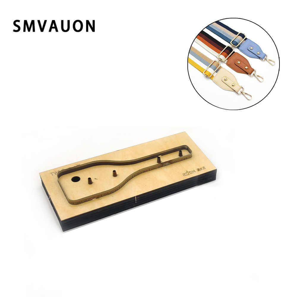 SMVAUON ahşap kesme DIY dekoratif toka aksesuarları klasik kemer kafa için uygun kalıp kesme makinesi