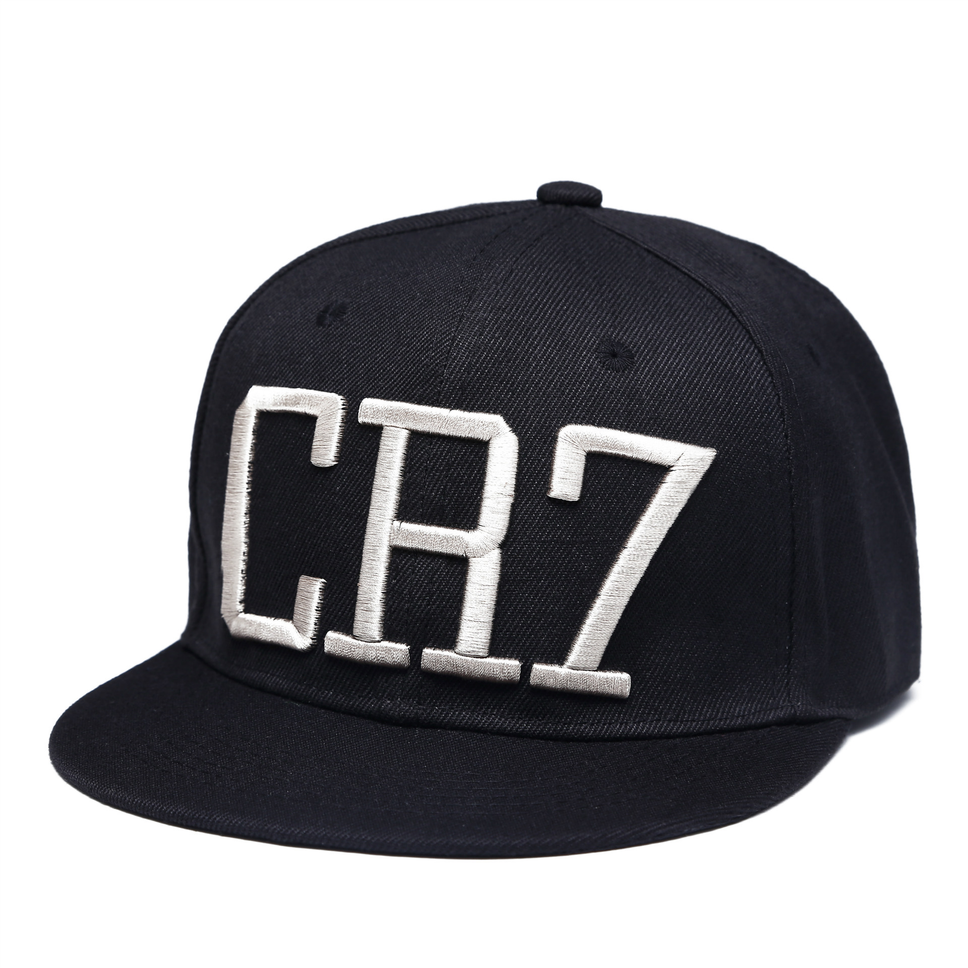 New Fashion Cristiano Ronaldo CR7 Baseball Caps Hip Hop Sports Snapback Football Hat Embroidery Bone Men Women Coupie Hats 1