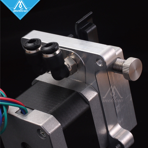 Image 4 - ميلو ثلاثية الأبعاد أجزاء الطابعة تيتان أكوا المياه المبردة الطارد ل 1.75 مللي متر خيوط FDM Reprap MK8 J رئيس anet a8 cr 10 eثلاثية الأبعاد V6 هوتند