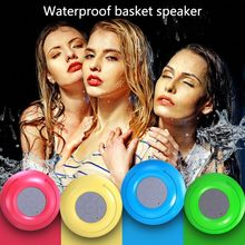 Mini Wireless For Bluetooth Speakers Waterproof Hands Free Call Speaker With Suction cup Support Car/ Office/ Beach Speaker(China)