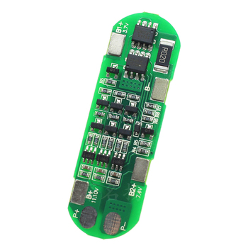 Li-ion Lithium Battery 18650 Charger PCB BMS Protection Board Cell 3S 5A 12V image