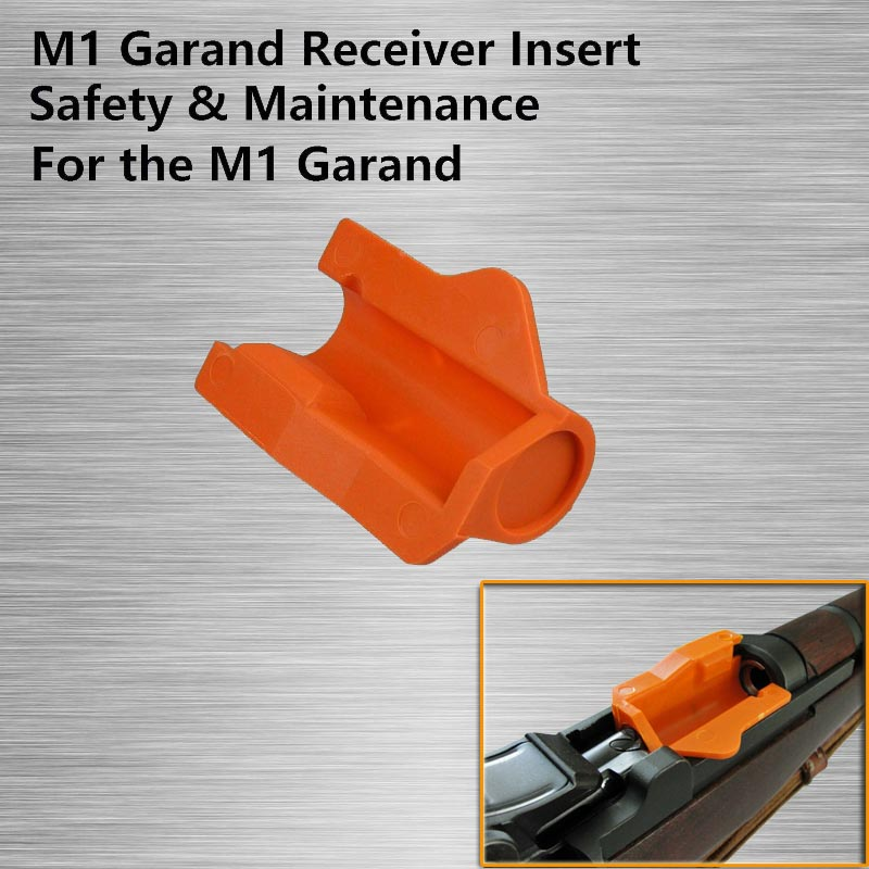 M1 Garand Receiver Insert Excellent Protection, Safety And Maintenance Application
