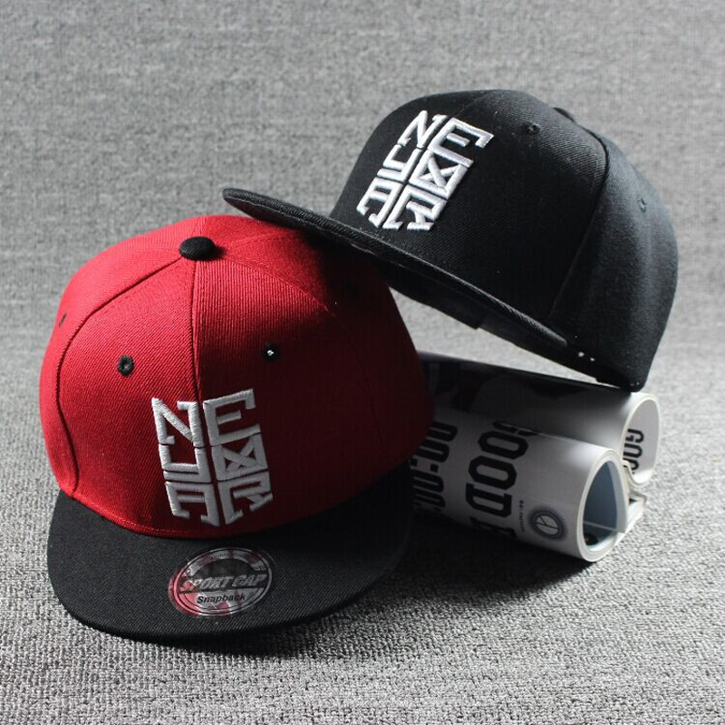 Fashion NJY Neymar Snapback Hat Adjustable Cotton Kids Hat Big Bone Embroidery Snapback Baseball Cap Hip Hop Caps Wholesale