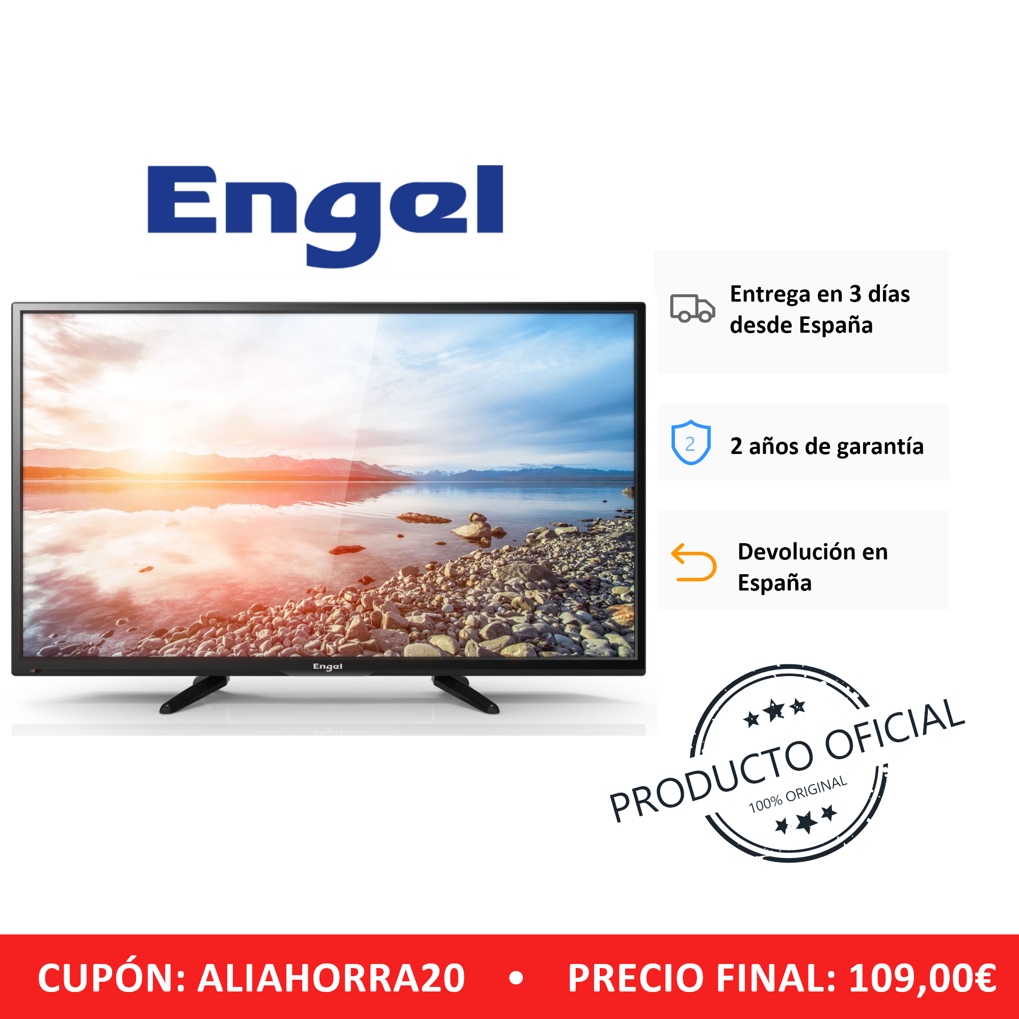 Television ENGEL LE3250 - LED 32