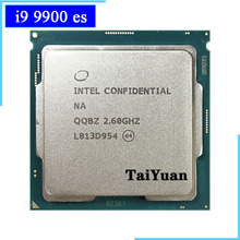 CPU Eight-Core Processor-L2 Lga 1151 I9 9900 QQBZ Sixteen-Thread Ghz 65W Intel 2M L3--16m