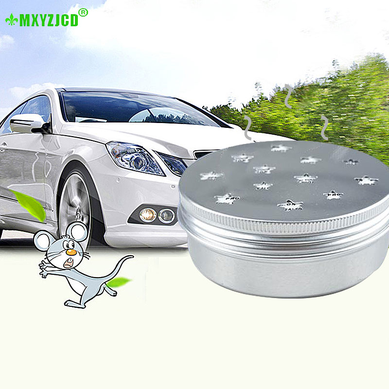Engine Defence Rat Package Special-purpose Car Vehicle High Temperature Resistance Camphor Ball Destroy Defence Mouse Artifact