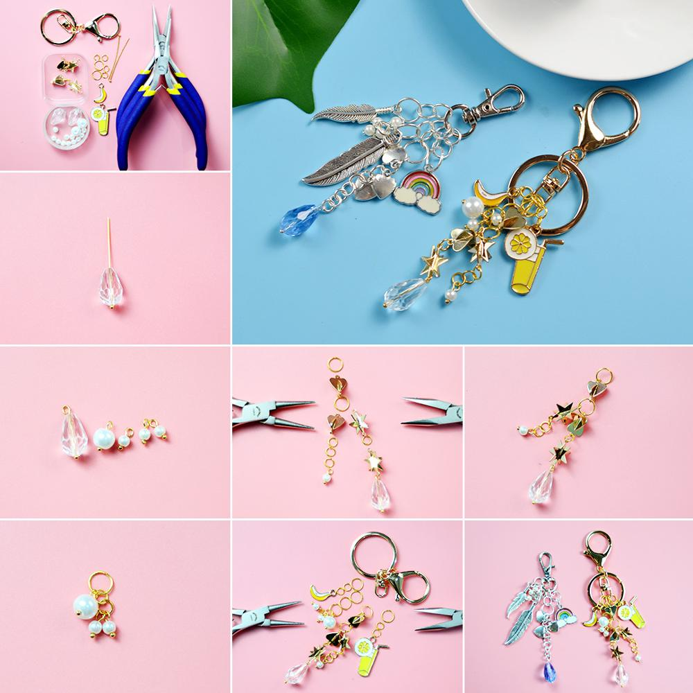 Keychain Hook Swivel-Lanyard Jewelry Claw-Clasps Snap Diy-Accessories Making-Supplies