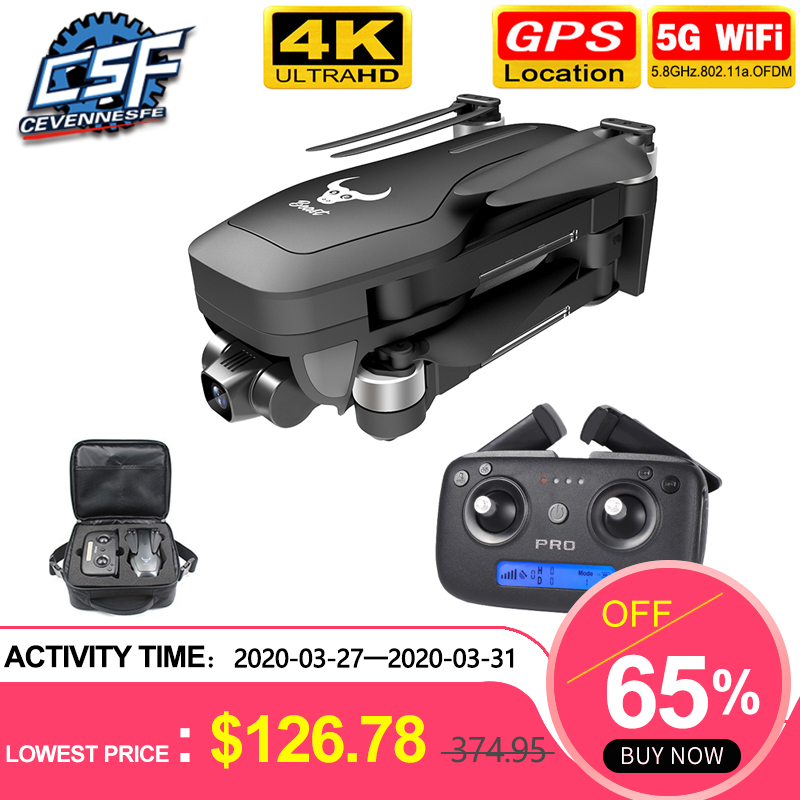 2020 NEW SG906 Pro Drone 4k HD Mechanical Gimbal Camera 5G Wifi Gps System Supports TF Card Drones Distance 1.2km Flight 25 Min