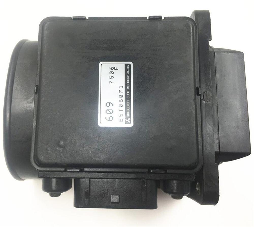 1db eredeti E5T06071 légmennyiségmérők MD172609 MD183609 automatikus MAF érzékelők a Mitsubishi-hez