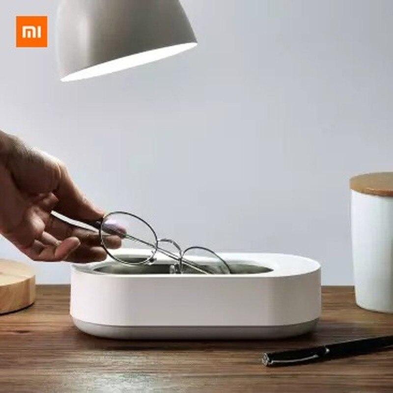 원래 xiaomi mijia youpin eraclean 초음파 청소 기계 45000 hz 고주파 진동 모든 것을 씻으십시오