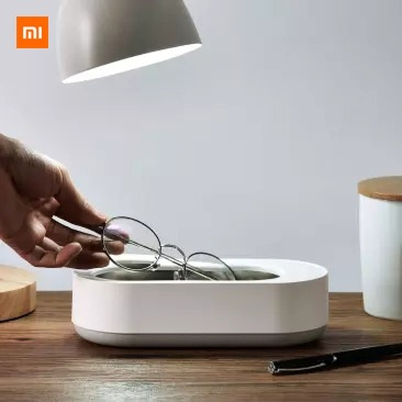 Original Xiaomi Mijia Youpin EraClean Ultrasonic Cleaning Machine 45000Hz High Frequency Vibration Wash Everything