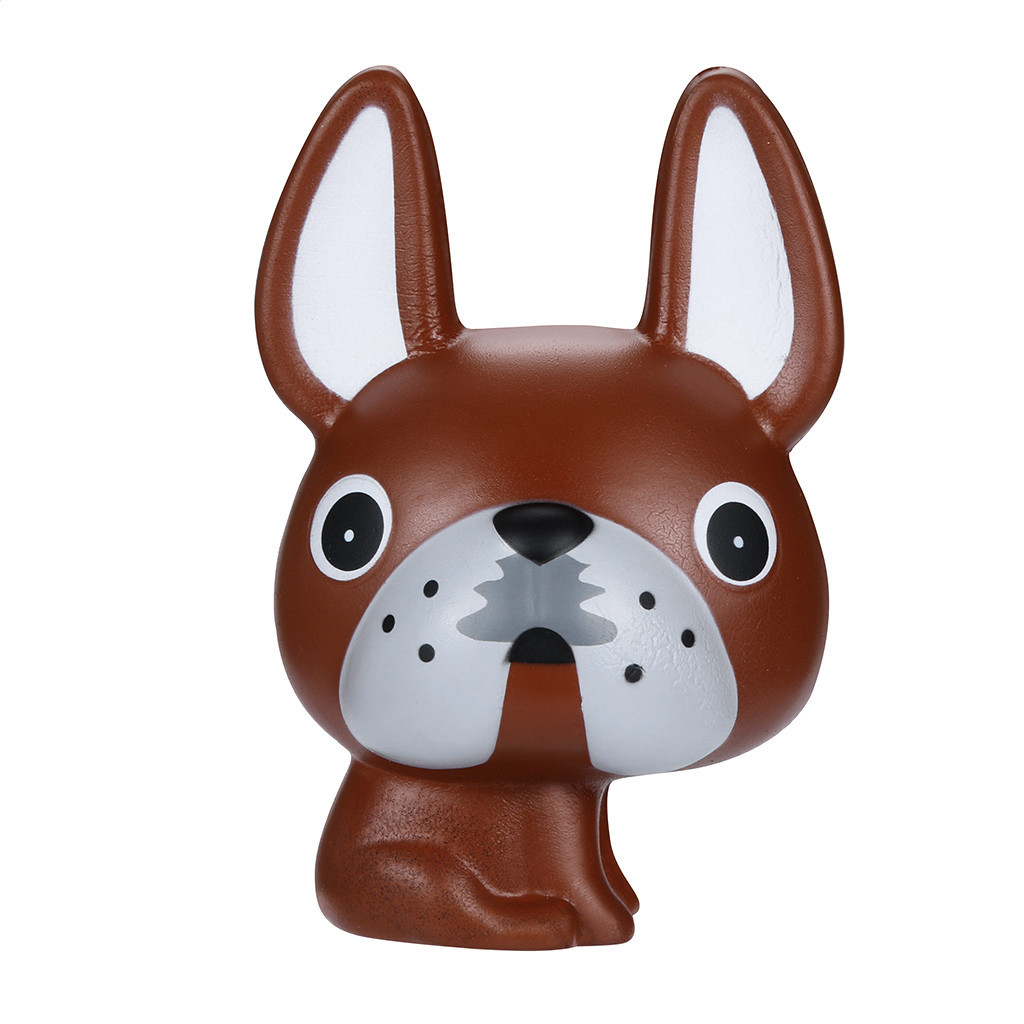 Cartoon Simulation DogToy Slow Rising Stress Relief Toy Animals Puppy Adults Healing Anti-stress Toys Antistress Toy #A