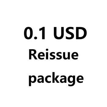 Link do ponownego wydania paczki generuje nowy numer zamówienia ponownie wystawić produkt dla ciebie 0 1USD tanie i dobre opinie CN (pochodzenie)