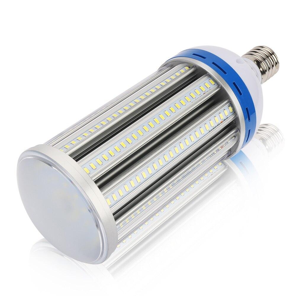(4 шт./лот) E40 100 Вт Светодиодная лампа для кукурузы 288 SMD5730 Светодиодная лампа для кукурузы освещение высокая мощность теплый/холодный белый ... - 2