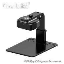 Qianli PCB Rapid Diagnosis Instrument  Detector Thermal Image Mobile Phone Quick Repairing for Mobile Mainboard Fault Detecting цены онлайн