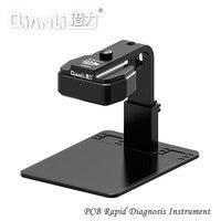 Qianli PCB fast Diagnosis Instrument Detector Thermal Image Mobile Phone Quick Repairing for Mobile Mainboard Fault Detecting