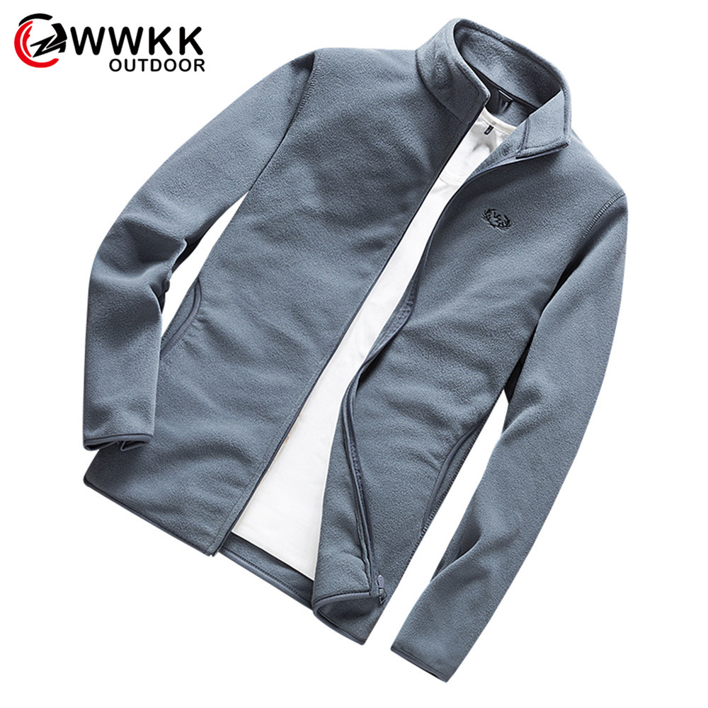 Winter Fleece Soft Shell Fashion Men's Mountaineering Jackets Climbing Male Hiking Jacket Camping Skiing Trekking Snow Clothing