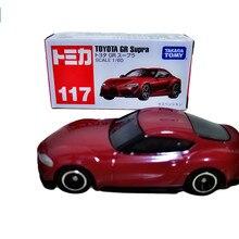 Toys Model-Kit Takara Supra for Children Tomy Tomica Car-Toy Diecast Miniature No.117