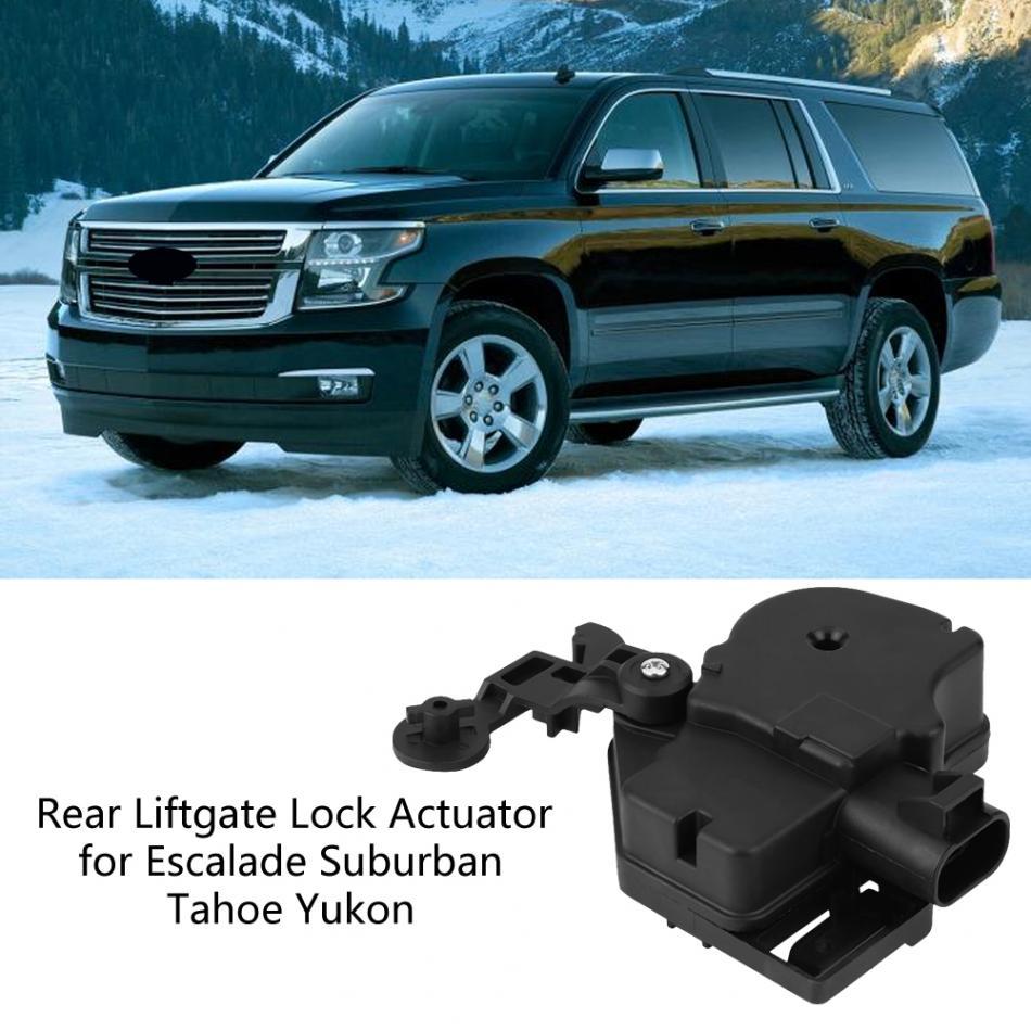 Rear Liftgate Integrated Latch Lock Actuator for Escalade Suburban Tahoe Yukon