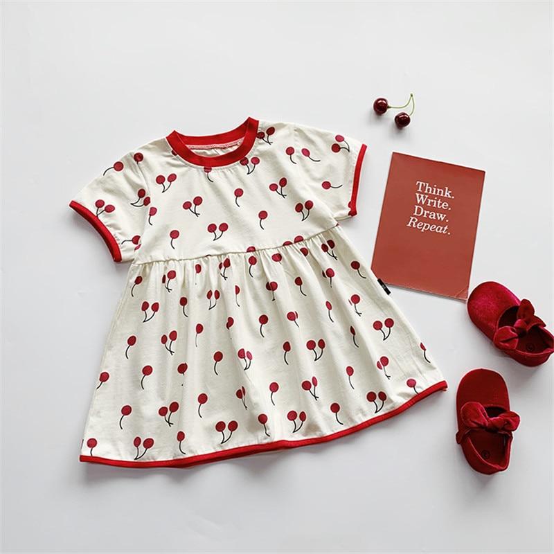 Girls Spanish Style Peter Pan Rabbit Collar Smock Dress Ages 12m 2y 3y