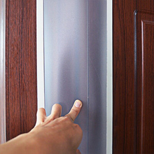 Durable/Multi-function Creative Childproof Door Protection Strip Side Protector Sticker Anti-pinch Seam Guards Pinch-Protective