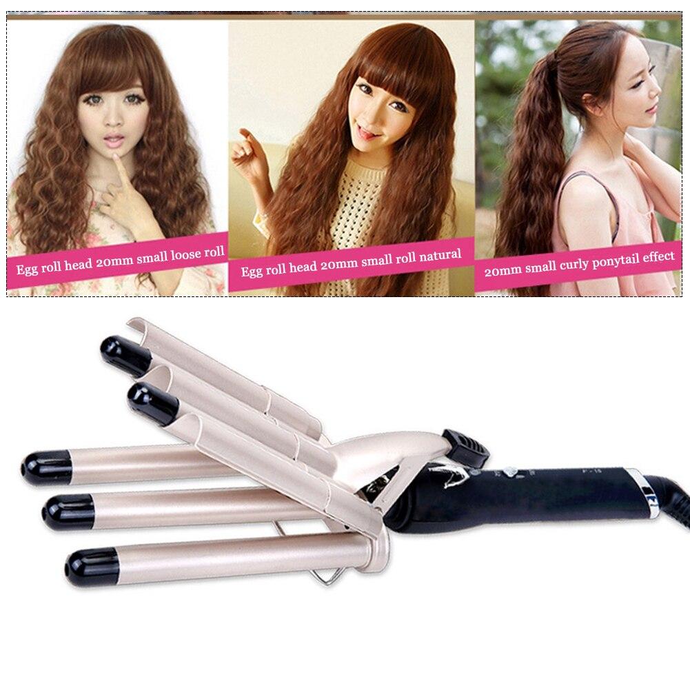 cinco barril cabelo styler waver ferramentas estilo