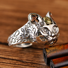 Новый 925 пробы Серебряные ювелирные изделия в стиле ретро Китти