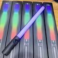 Портативный светодиодный светильник PD36 3000K-6500K RGB CRI95 + Ice Stick в форме стержня для видеосъемки для студийной фотографии Tik Tok Youtube