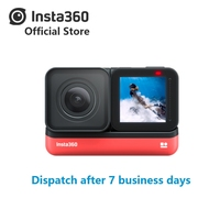 Insta360 ONE R new sports Action Camera 5.7K 360 4K 1 Inch wide angle waterproof video camera For iPhone and Android