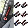 2 шт. украшение автомобиля ремень безопасности сиденья автомобиля аксессуары для интерьера для Mini Coopers Clubman R55 R56 Countryman R60 Mini Paceman, R61 R50 R53 R57