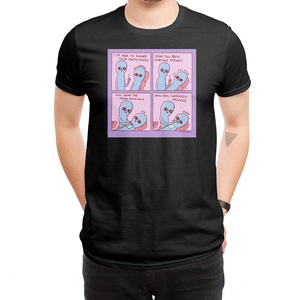 Image 2 - Strange Planet: Im Here to Scrape Your Mouth Stones T Shirt