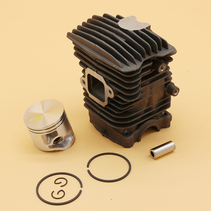 40mm Cylinder Piston Assembly Fit For Stihl MS211 MS211C MS 211 Garden Gas Chainsaw Replacement Parts PN 1139 020 1202