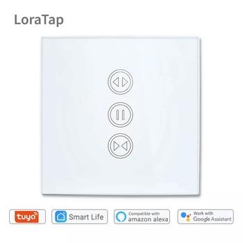 Tuya Smart Life WiFi Curtain Blind Switch for Roller Shutter Electric motor Google Home Alexa Echo Voice Control DIY Smart Home 1