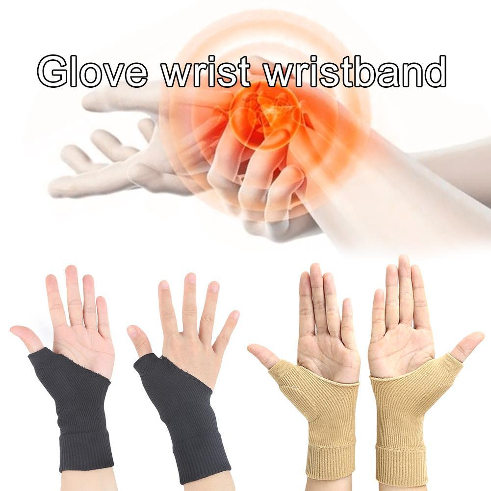 Arthritis Gloves Medical Wrist Thumbs Hands Splint Support Brace Sports Compression Sleeve Relief Sprain Joint Pain 1 Pair