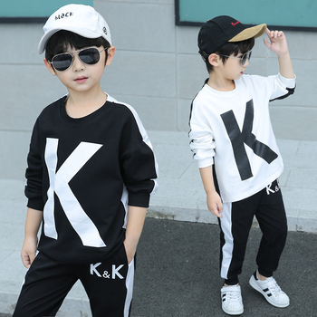 Boys Clothes Children Clothing Set Fall Boutique Outfits Kids Tracksuit Toddler Fall Autumn 1 to 13 Years