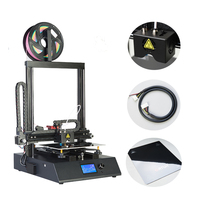 Shenzhen 3D Printer Ortur factory Ortur4 Hot sale 3d Printer fdm Metal frame 3d Printer sale Marlin 2.0 motherboard 3d Drucker