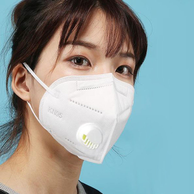 Kn95 Face Mouth Mask Protective Dispenser Flu Facial Template Shield Dust Cover Filter Respirator pm2.5 N95 Ffp2 Ffp3 N 95