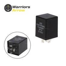 цена на EP27-12V 5-Pin LED Flasher Relay for LED turn signal lights Hyper Flash Fix 12V 0.1W-150W flasher relay